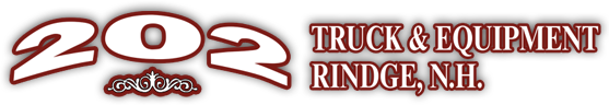 202 Truck & Equipment - Rindge, NH